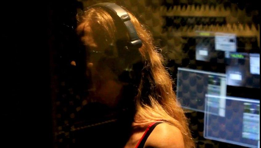 God Loverification - Tracking Some Vocals