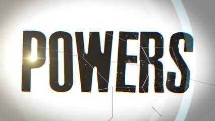 Exclusive New York Comic Con Powers Trailer de