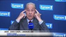 """Charles Pasqua : """"Que Nicolas Sarkozy nous parle de l'avenir du pays !"""""""