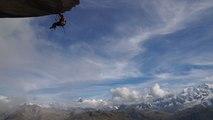 Le Marteau Voie Berruex 1978 Chaîne des Fiz alpinisme escalade
