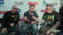 NYCC 2014: Scott Snyder and Greg Capullo Interview