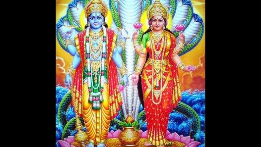 Om Ugram Veeram Mahavishnum- Mantra chant 108 times