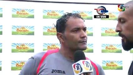 Declaraciones de Junior Morales portero del Marathon