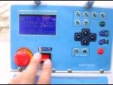 MIRACLE A7 key cutting machine battery charge video OBDexpress.co.uk