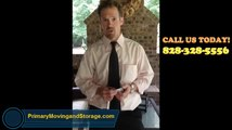Testimonial 2 - Primary Moving & Storage - Commercial Movers and Storage in Hickory NC