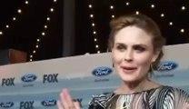 LAM TV Season 6: Ep 1 Emily Deschanel of Bones as Fox Fall Party