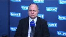 """Bruno Le Roux : """"Il y a un problème de l'assurance chômage"""""""