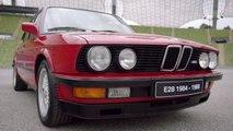 "Drifting the strongest BMW M car. BMW M5 ""30 Jahre M5"""