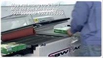 Máy cắt dán màng co 2 in 1 FM5540A, máy rút màng co hộp POF, máy bọc màng co hộp, máy cắt dán màng co POF