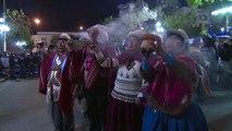 Evo Morales élu à la tête de la Bolivie pour la troisième fois, dès le premier tour
