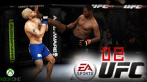 EA Sports UFC - 02 ~ FR ~ Un combat de OUF ou pas ^^ (DECOUVERTE)