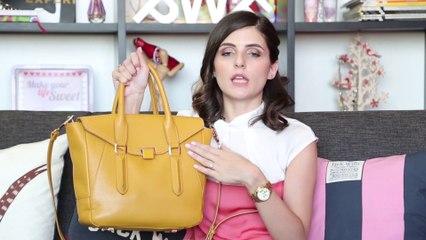 حقائب نسائية يجب أن تكون في خزانتك Bags Must Have | مع مايا