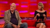 John Cleese et Taylor Swift ne s'entendent pas sur les chats