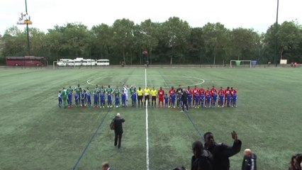 Puteaux 0 - 3 Red Star FC (12-10-2014)