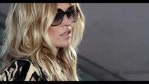 Kate Moss star du dernier cours métrage pour la nouvelle ligne de sacs Jackie de Frida Giannini