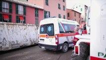 Italie: Gênes victime des inondations