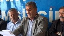 Gaziantep'te Siyasi Parti ve Stk'lardan Kobani Tepkisi