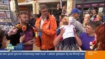 Huwelijksaanzoek, tien meter voor de finish - RTV Noord