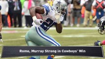 Cowboys Shock Seahawks, Packers Win