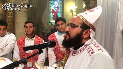 Messe Grégorienne, par le prêtre Abouna Stefanos Soliman