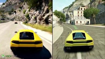 Versus - Forza Horizon 2 - A quel point les deux versions sont-elles différentes ?