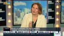 Valérie Rabault, rapporteur générale du budget à l'Assemblée nationale - 13/10