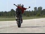 stunt moto street