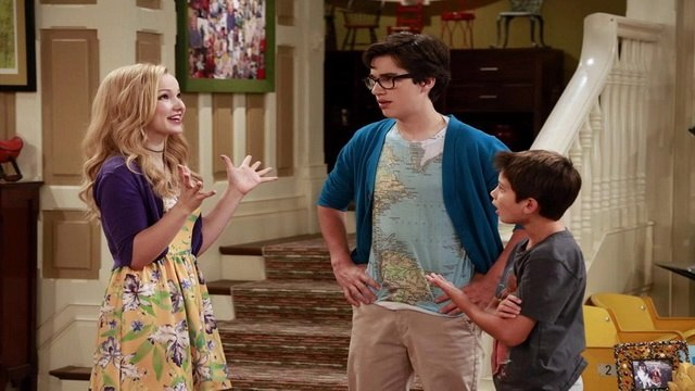 Liv and Maddie Season 2 Episode 4 - Kathy Kan-A-Rooney - Full Episode