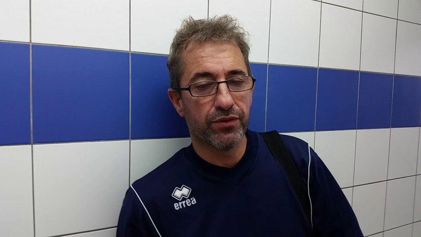 ITW de M. TINGAUD  Coach de Léquipe 3 du FCM47
