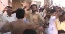 PTI Political Awareness Setting New Standards In Village Marriage, Go Nawaz Go Bhangra