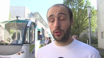 Célà tv Le JT - Un nouveau véhicule sans chauffeur à La Rochelle