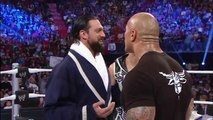 WWE Top 10 The Rock's greatest moments from Smackdown.