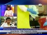 ¿Perú está preparado para tratar a un paciente con ébola?