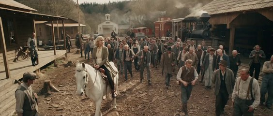 SERENA clip (2), featuring Bradley Cooper & Jennifer Lawrence