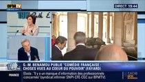 Georges-Marc Benamou son livre Comedie Francaise Sarkozy13/10/2014