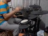TTafoliT, The Wickerman - Iron Maiden Drum Cover
