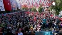 """Турция не спешит выступить против боевиков """"Исламского государства"""""""