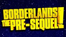 CGR Trailers - BORDERLANDS: THE PRE-SEQUEL Launch Trailer