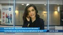 Les Kurdes seuls au front face aux djihadistes de Syrie