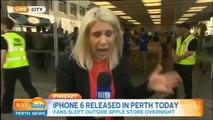 iPhone 6 : il fait tomber le premier iphone