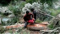 Kasmir Affectees Team Efforts for Releif Work