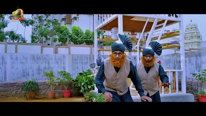 Amrutham Chandamama Lo Scenes -  Srinivas Avasarala, Harish Koyalagundla opens Amrutha Vilas again