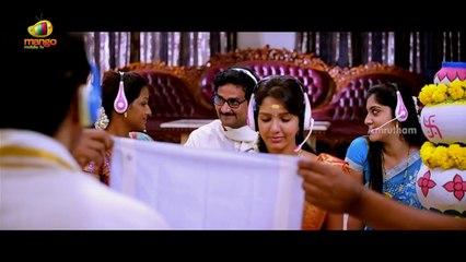Amrutham Chandamama Lo Scenes -  Ahuthi Prasad interrupts the Marriage - Srinivas Avasarala
