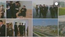 Aufgetaucht? Nordkorea veröffentlicht Bilder von Kim Jong Un