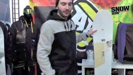 Matos snowboard 2015 : Apo
