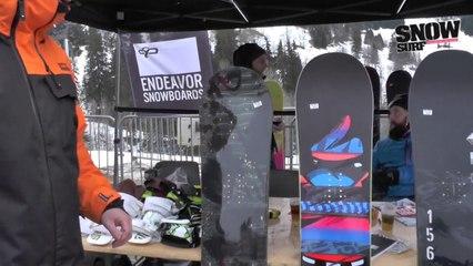 Matos snowboard 2015 : Endeavor