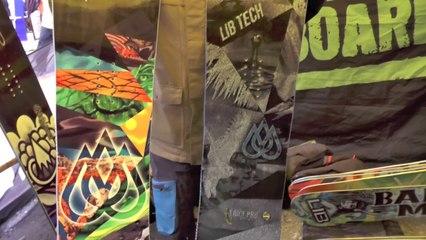 Matos snowboard 2015 : Lib Tech et Gnu