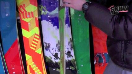 Matos snowboard 2015 : Völkl