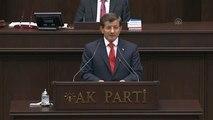 """Davutoğlu: """"Çözüm Süreci, Kamu Düzeninin Alternatifi Değildir"""""""
