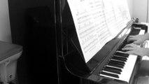 Tom Waits - Invitation To The Blues - Piano Cover
